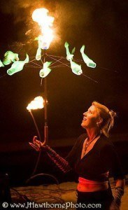 fire-dancer-performer-green-flame-umbrella-show-nc-charlotte-asheville-nc-CA
