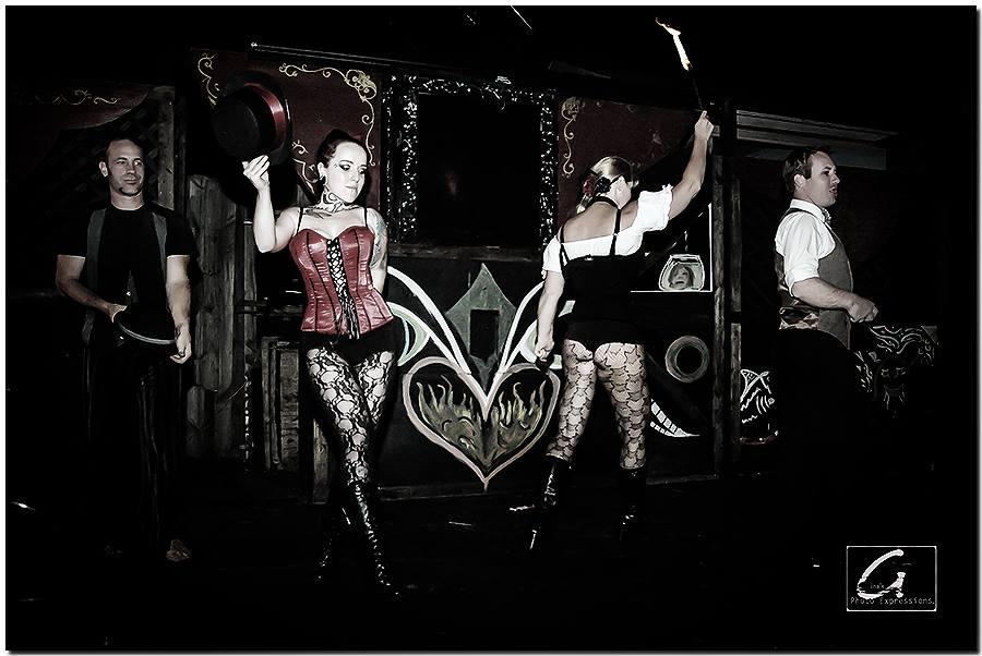 Sideshow & Burlesque