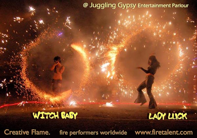 firework choreography