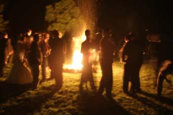 Allaroundthe Firepit