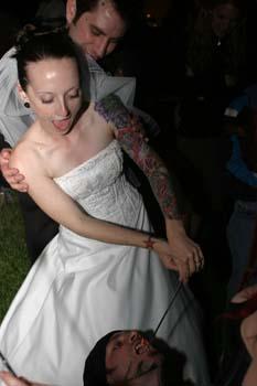 BrideFeed bashExtinguished