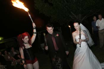 Weddingtorches